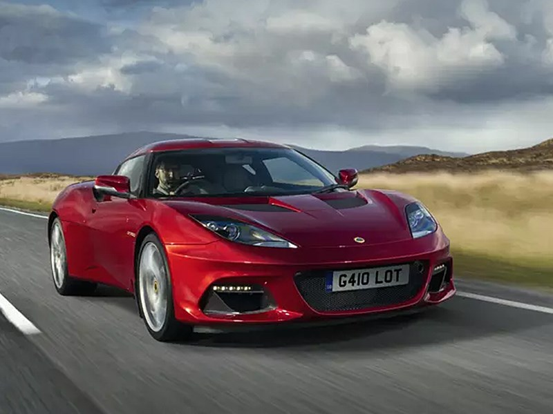 Lotus представил спорткар на каждый день