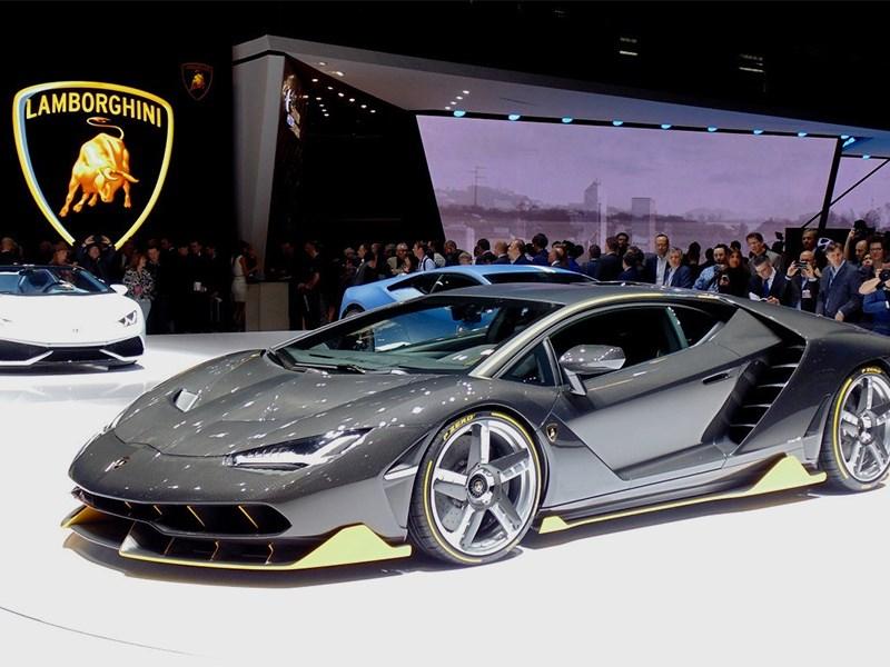 Lamborghini не нужен женевский автосалон