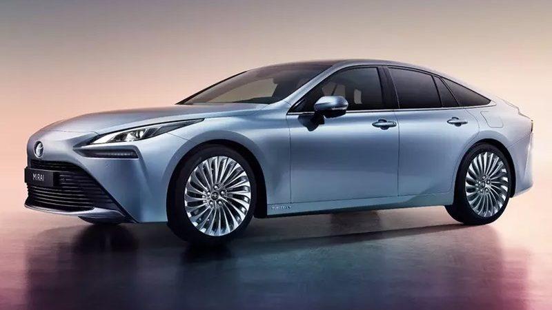 Знаменитый водородный автомобиль сменил поколение