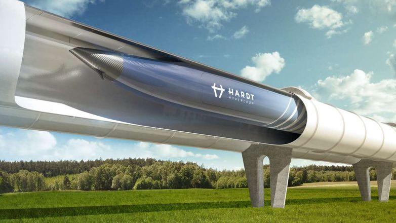 Hyperloop для Европы – строительство начнется в 2020 году