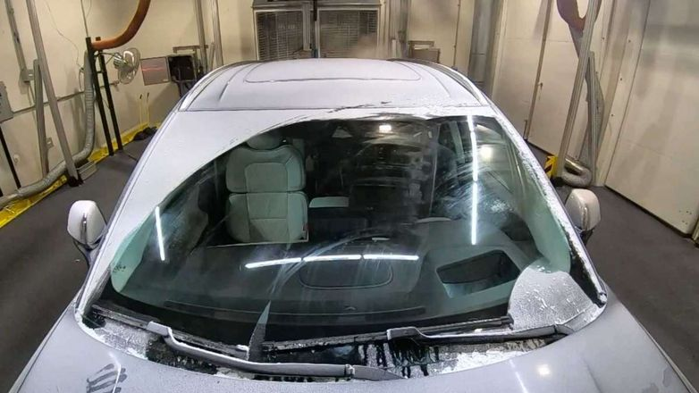 Ford разработал инновационные дворники для украинских зим