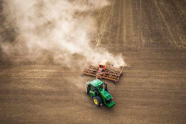 В Украине испытали систему контроля высева Väderstad SeedEye