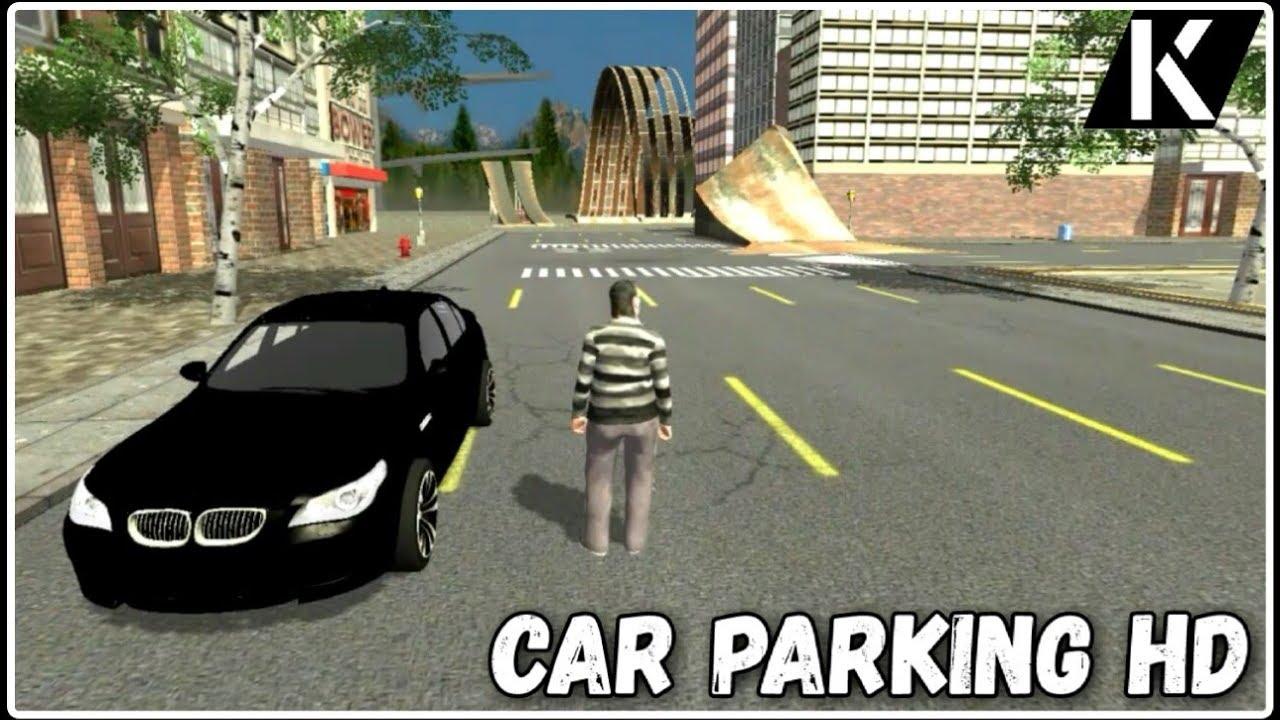 Скачать взлом Car Parking
