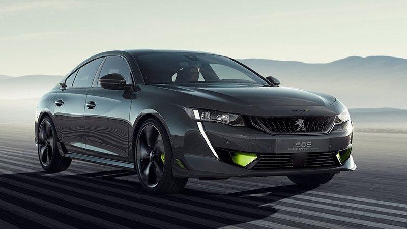 В модельном ряду Peugeot появится супергибрид