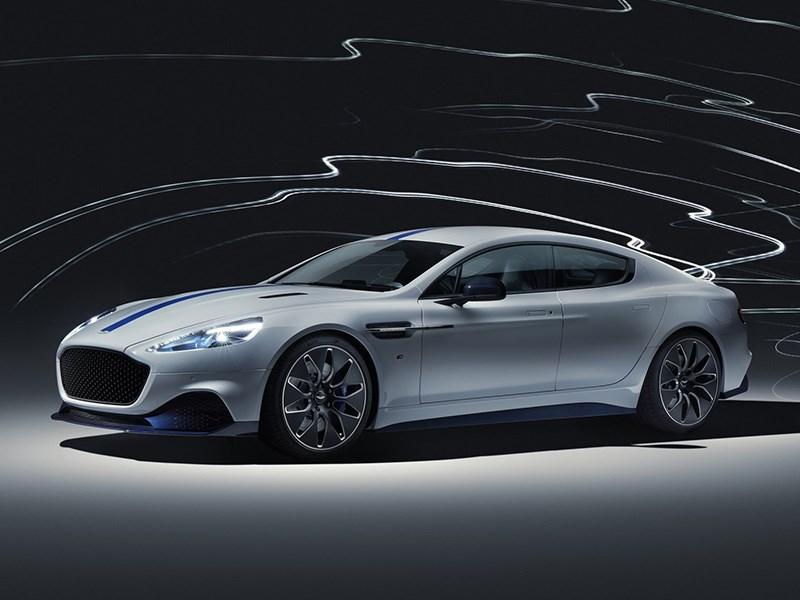 Aston Martin не будет заниматься выпуском электромобилей