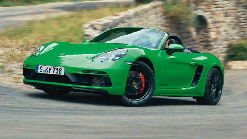 У Porsche 718 появилась новая «драйверская» версия