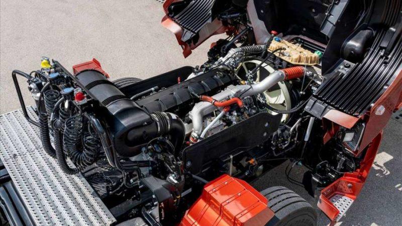 MAN готовит для своих грузовиков совершенно новый двигатель