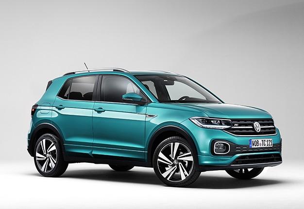 Новое бюджетное кросс-купе Volkswagen: первые изображения