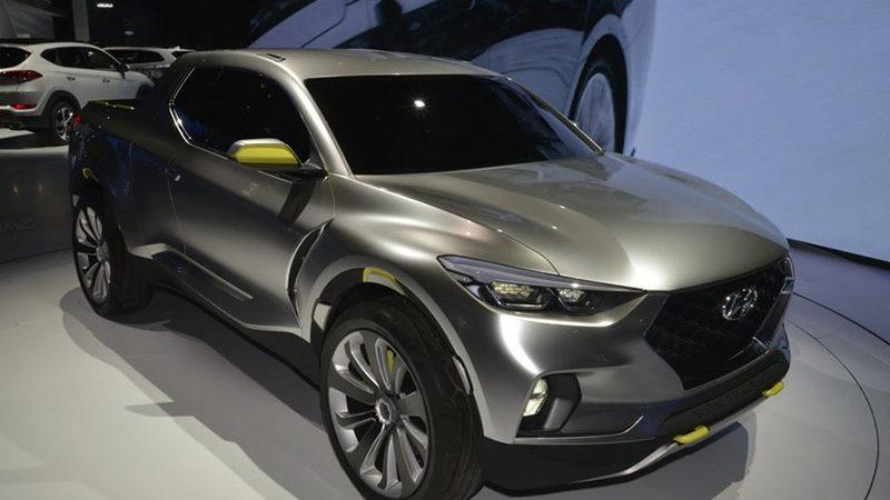 Hyundai рассказал о своем первом пикапе
