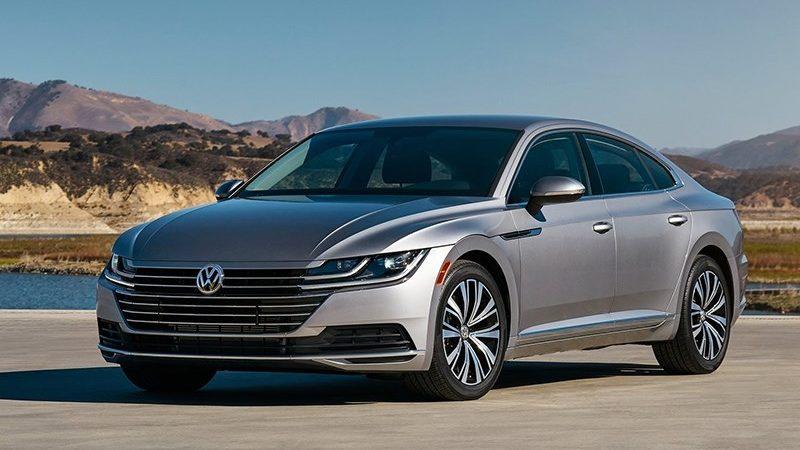 Полноприводный Volkswagen Arteon едет в страны СНГ