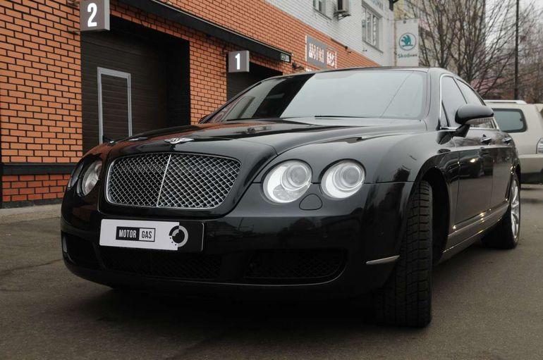 В Украине появился еще один Bentley c ГБО (видео)