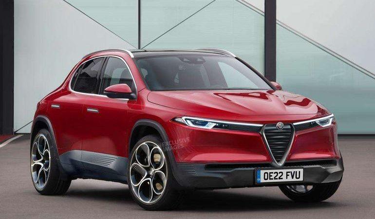 Новый итальянский кроссовер поборется с Nissan Juke и Audi Q2