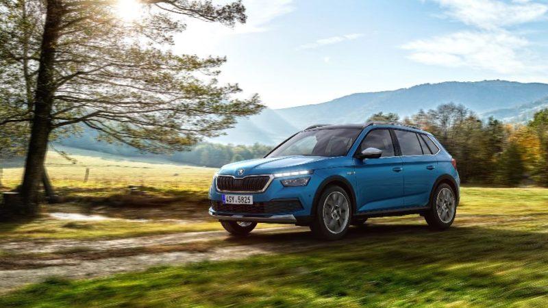 Škoda анонсировала новую версию кроссовера Kamiq
