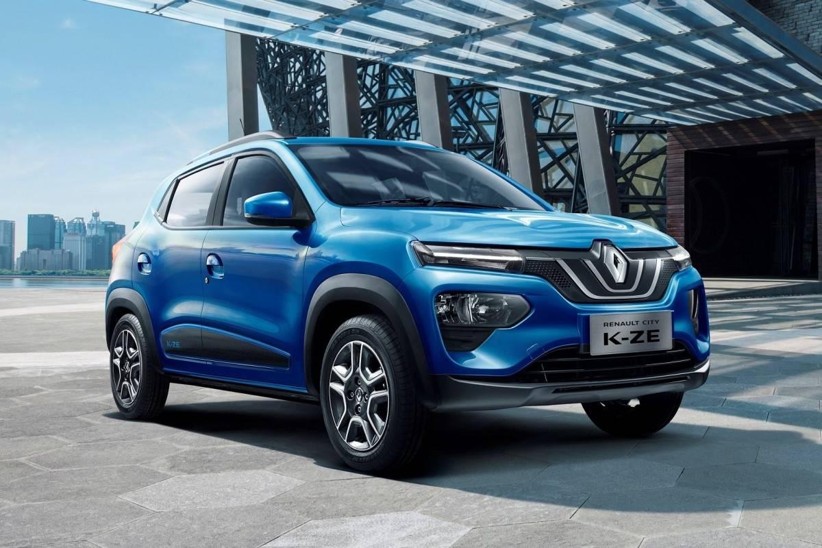 Прибавление в сегменте ситикаров: Renault будет продавать бюджетный K-ZE в Европе
