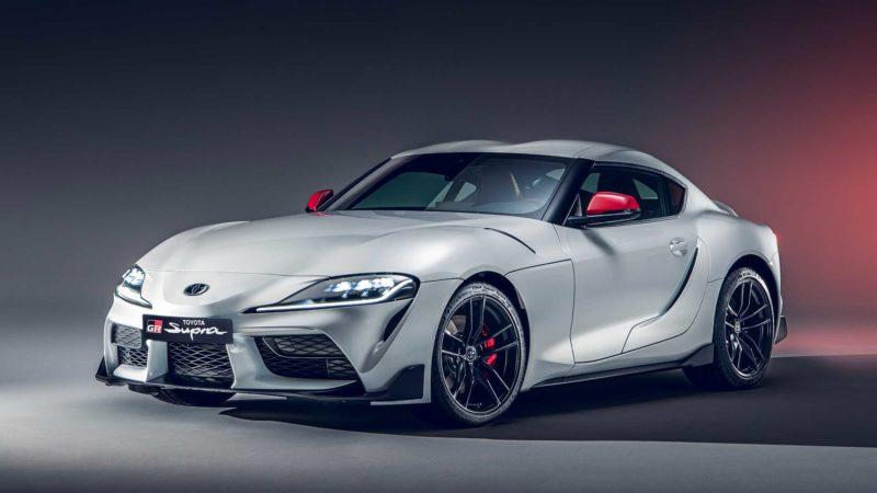Toyota анонсировала новую базовую версию Supra