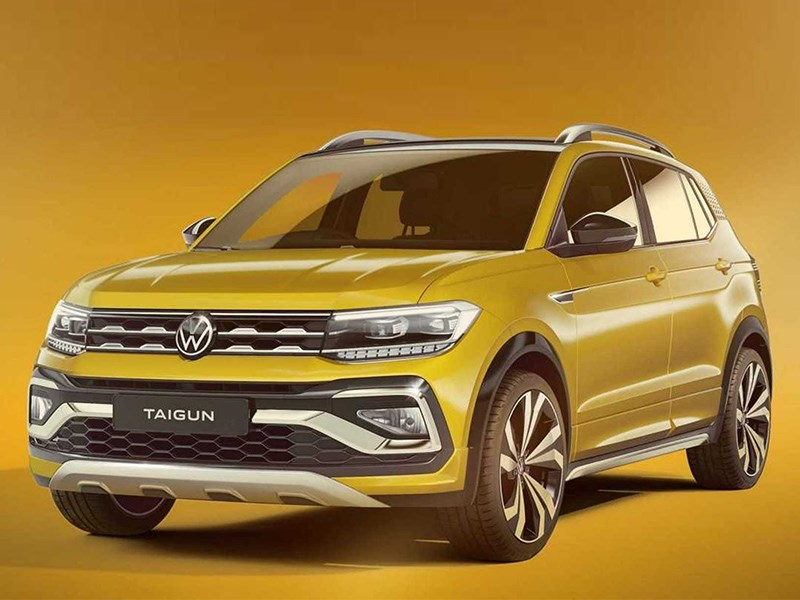 Представлен Volkswagen Taigun