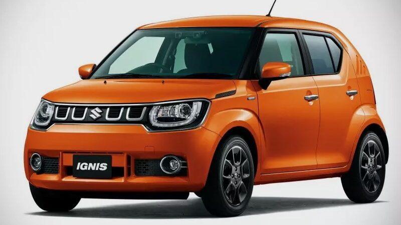 Представлен новый Suzuki Ignis