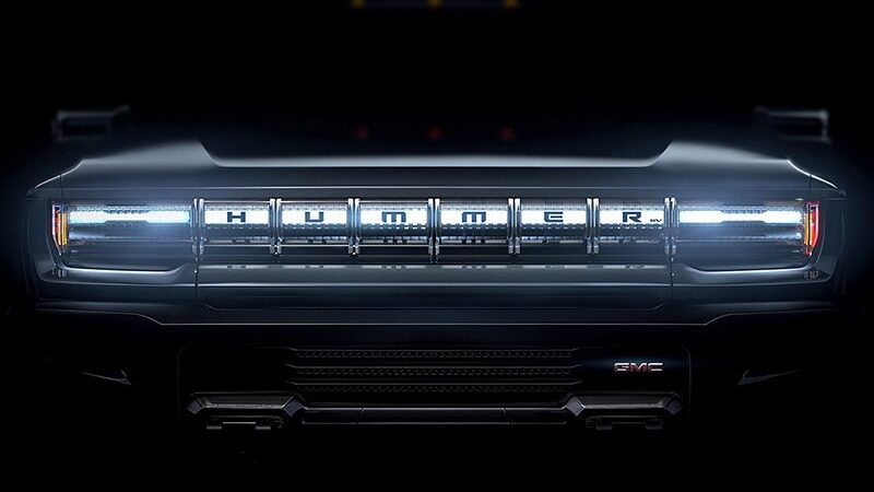 Официально: Hummer будет выпускать электромобили