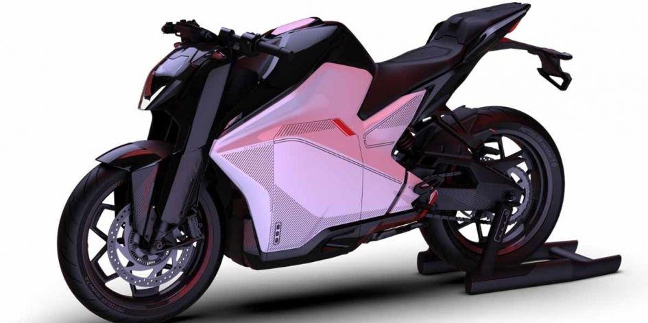 Электробайк Ultraviolette F77 оказался сенсацией