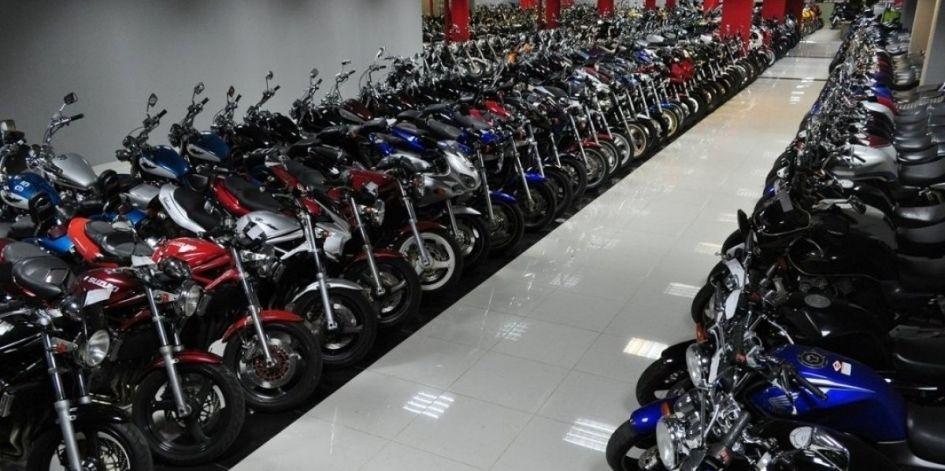 В Украине рекордно выросли продажи мотоциклов в 2019 году