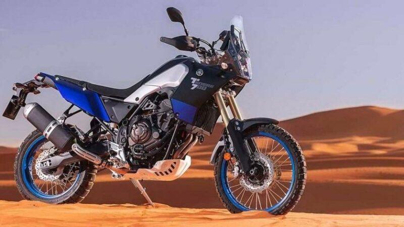 Yamaha Tenere 700 получил награду за дизайн