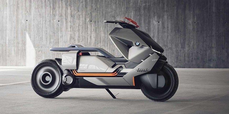 BMW Motorrad переходит на электробайки