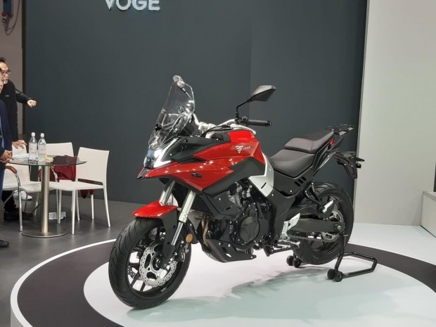 EICMA 2019: китайский бренд Voge представил три новых мотоцикла
