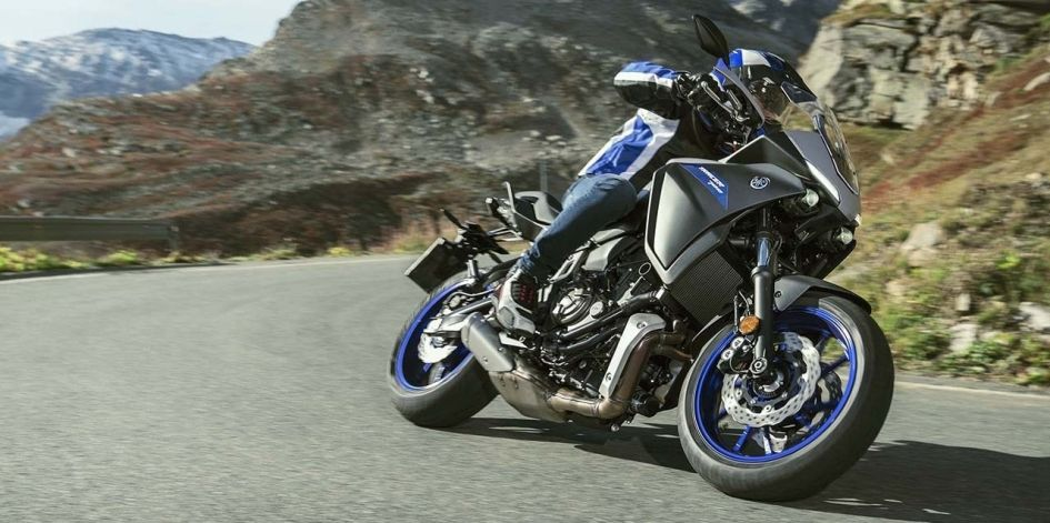Yamaha обновила кроссовер Tracer 700