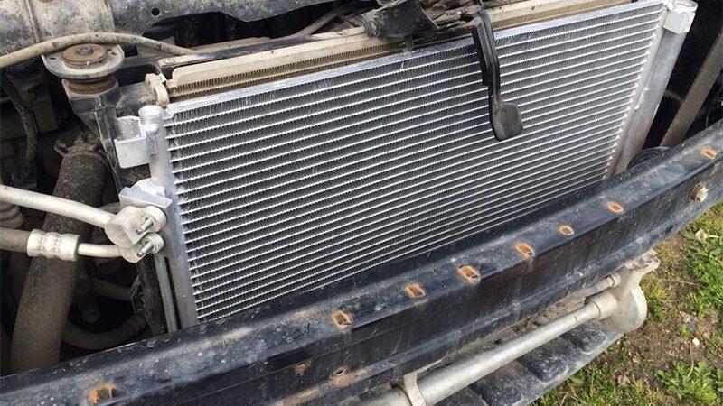 Как заменить радиатор кондиционера своими руками?