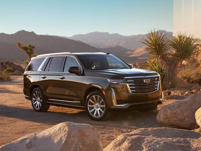 Представлен новый Cadillac Escalade