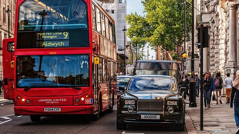 Великобритания хочет убить автомобили пораньше