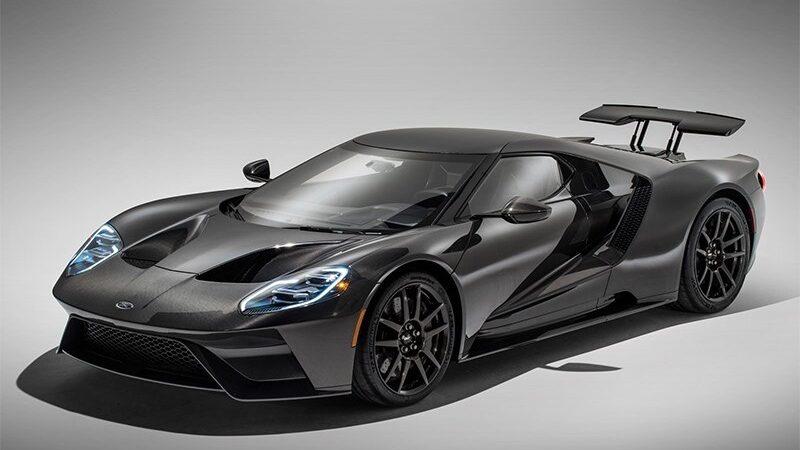 Ford обновил спорткар GT