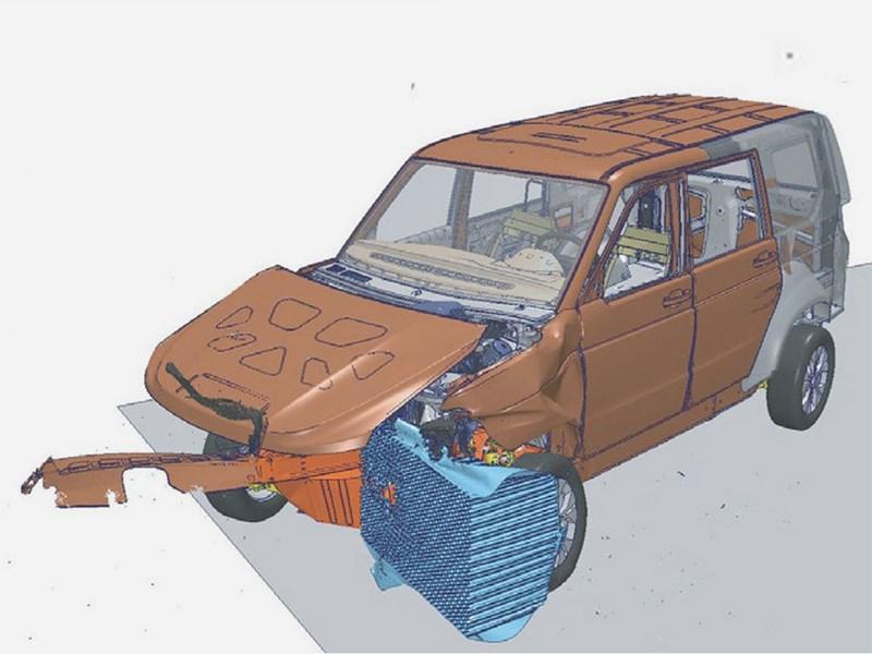 Русский Прадо получит три двигателя