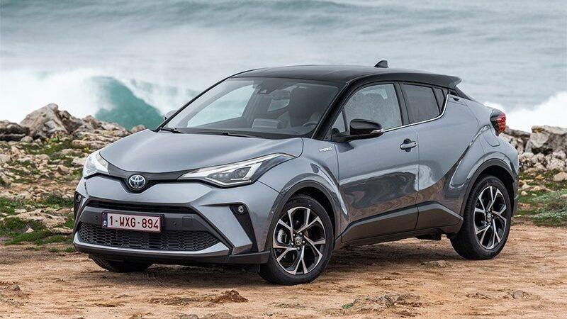 Toyota CH-R могут «зарядить»