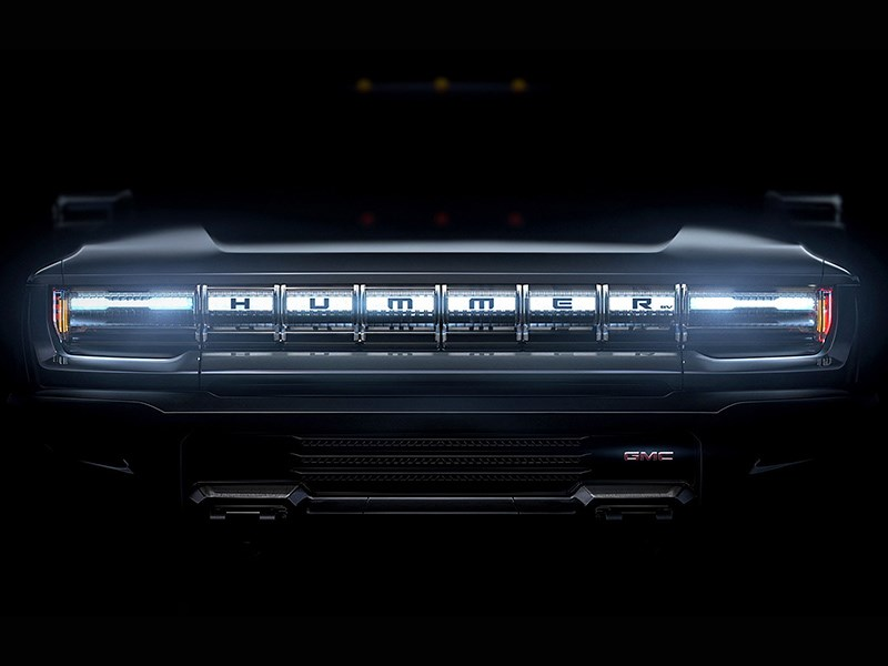 Новый Hummer получит три двигателя
