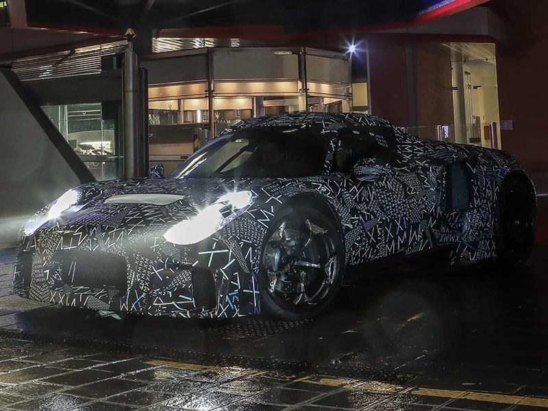 Maserati рассказала о готовящихся электрических новинках