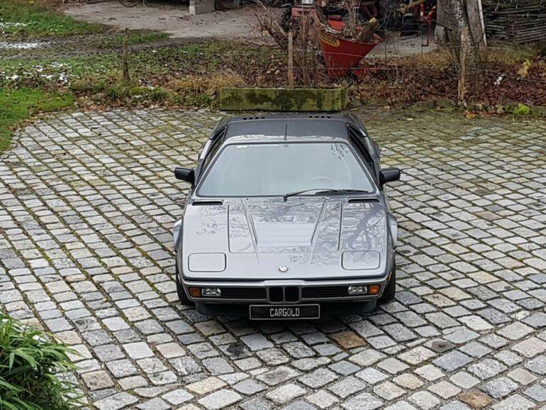 За эту редчайшую BMW 1980-х годов просят 650 000 евро