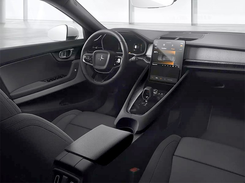 В автомобилях Polestar будет больше «чистых» материалов