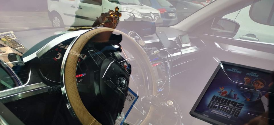 Необычный тюнинг Skoda Octavia A7: такого мир еще не видел