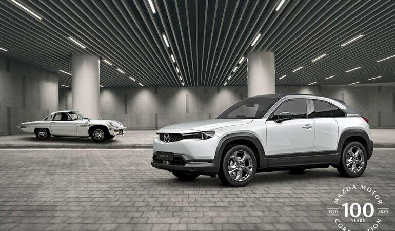 Компании Mazda исполнилось 100 лет: вспомним, как это было
