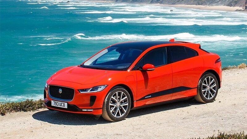Jaguar останавливает производство кроссовера I-Pace