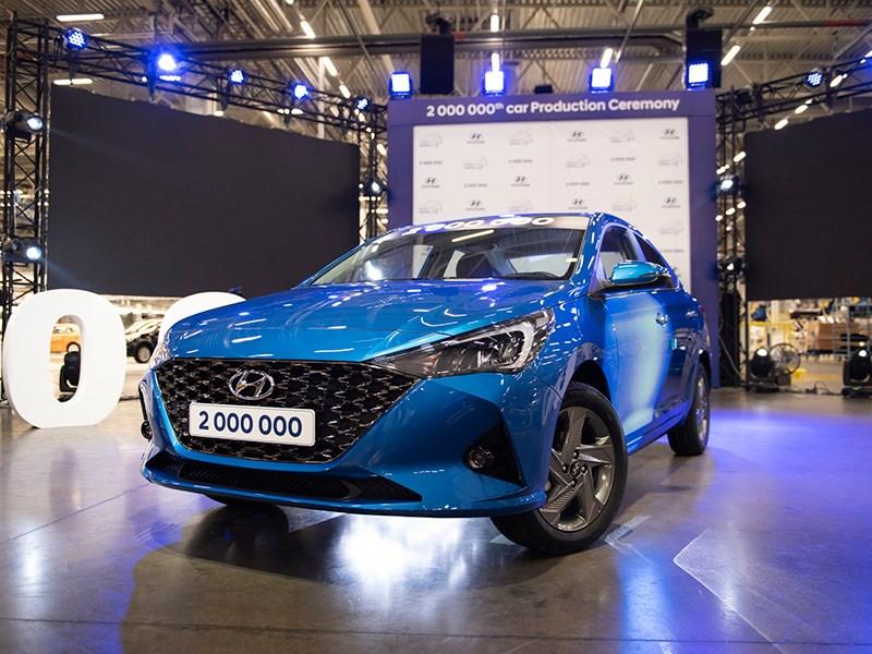 Представлен обновленный Hyundai Solaris