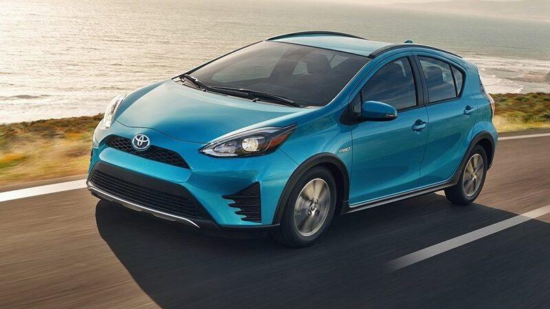 Toyota выступает против Греты Тунберг