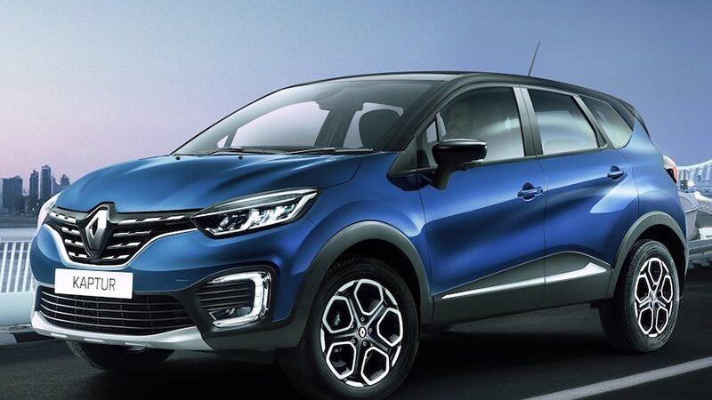 Renault Kaptur переедет на новую платформу