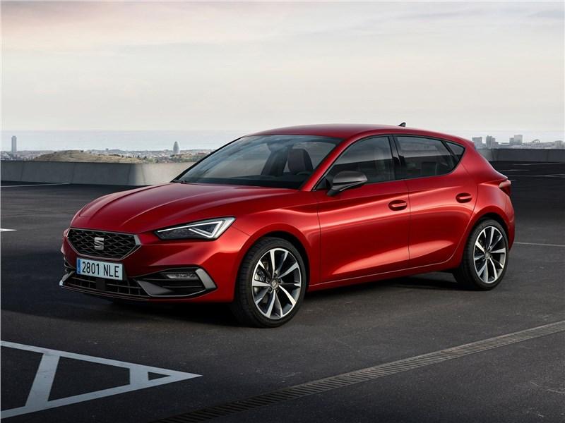 Новое поколение Seat Leon — испанских кровей