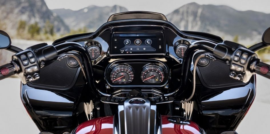 Мотоциклы Harley-Davidson получат систему Android Auto