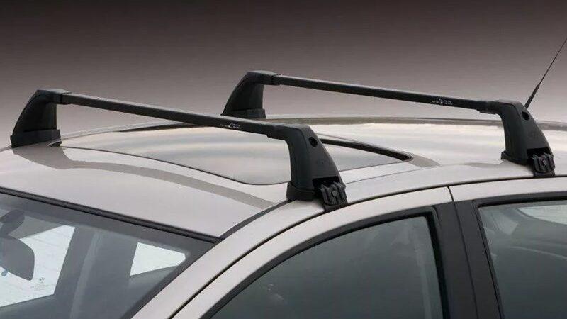 Как установить рейлинги на крышу автомобиля?