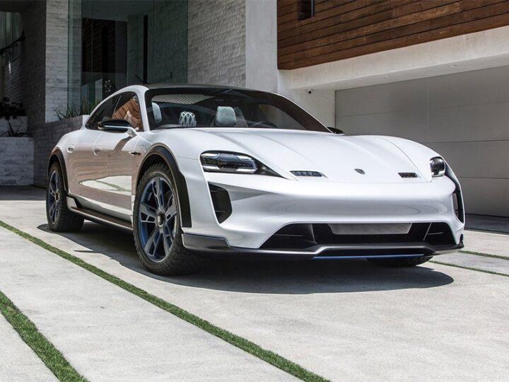Porsche готовится представить две новинки