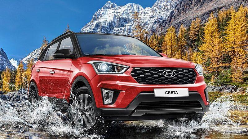 Стартовали продажи новой Hyundai Creta