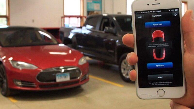Компания Tesla запустила бесконтактную покупку машин